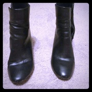Shoes - Black boots